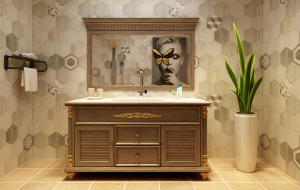 江苏全铝浴室柜系列