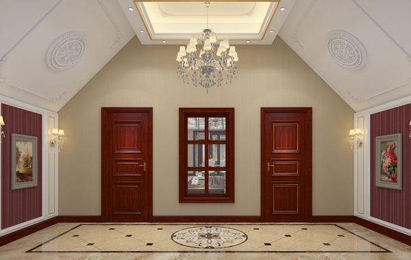 All aluminum door series